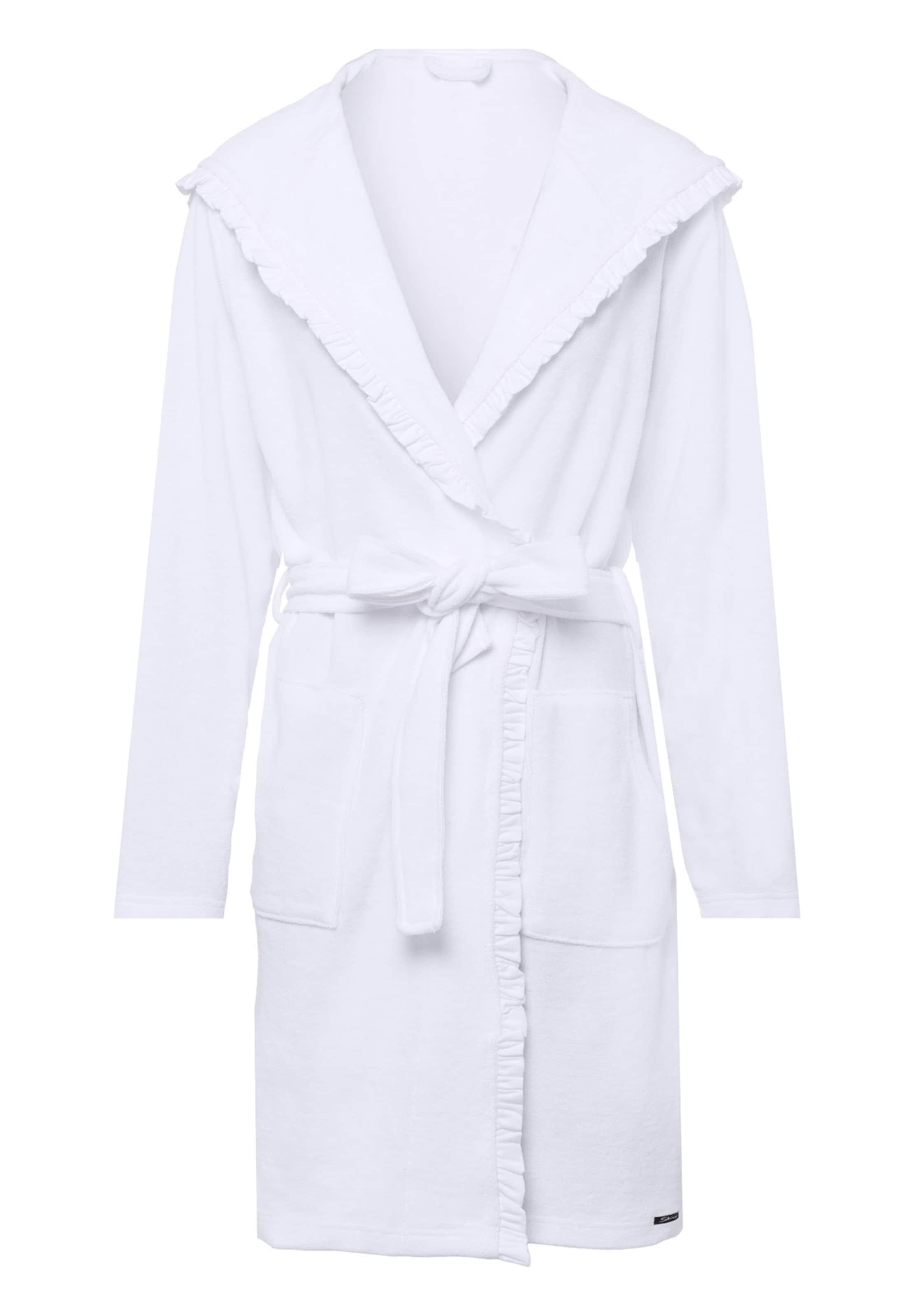 Skiny Robe Weiß Skiny In Robe Skiny In Weiß 0w8nOXNPk