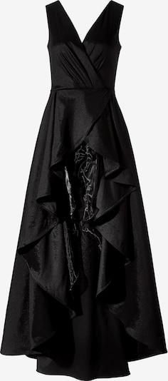 APART Taftkleid in schwarz, Produktansicht