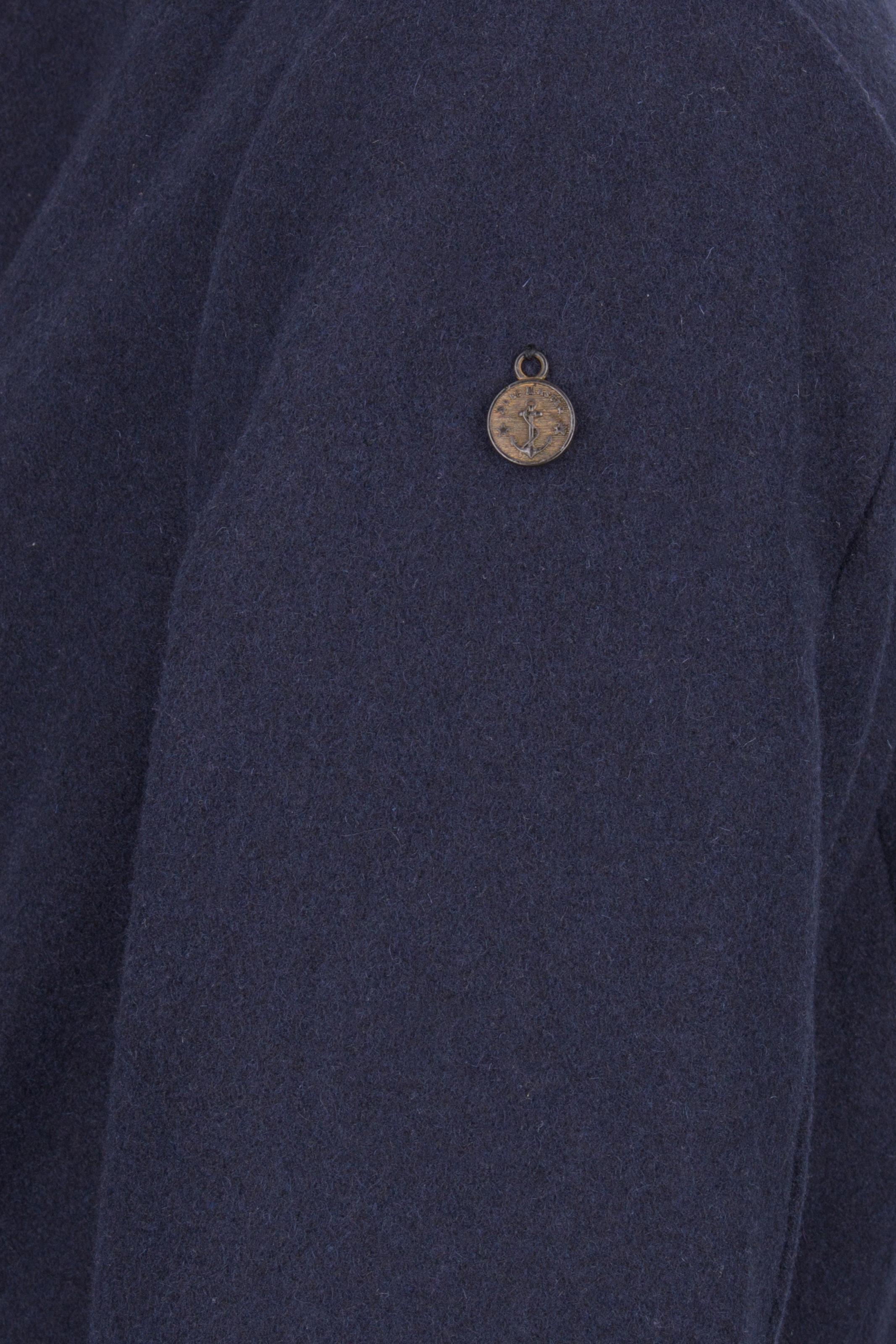 Dreimaster saison Mi Marine Manteau En qSzMpVGU