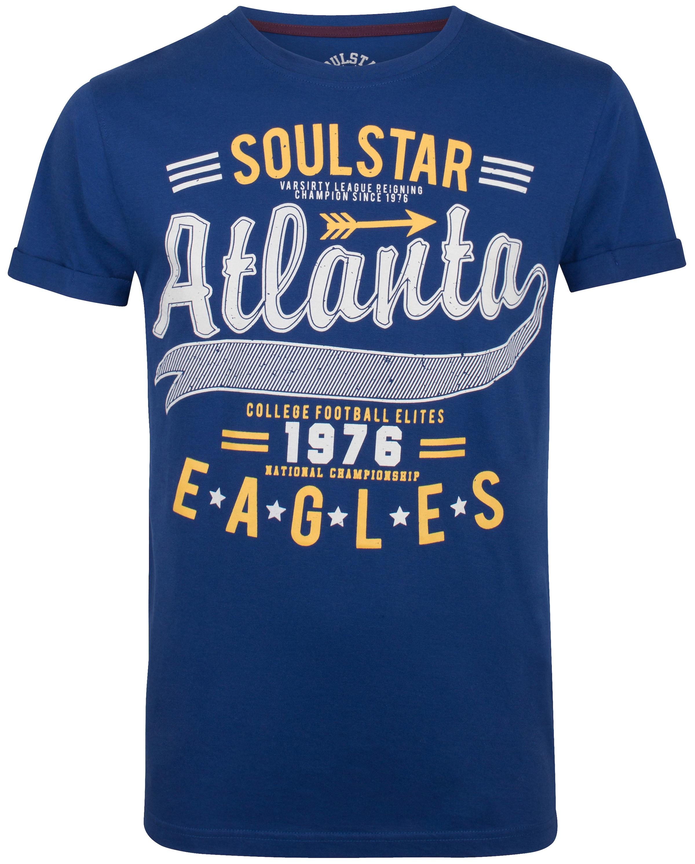 Wie Viel SOULSTAR T-Shirt Rabatt Offiziell Rabatt Nicekicks 100% Garantiert Online Einkaufen ASf8NRjH8Q