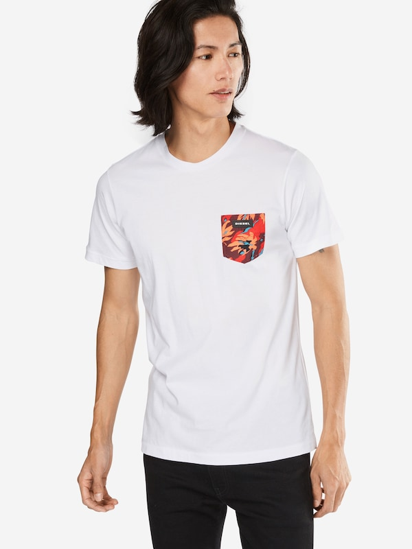 Diesel T-shirt Bmowt-parse-s Shirt