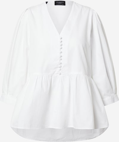 SELECTED FEMME Tuniek in de kleur Wit, Productweergave