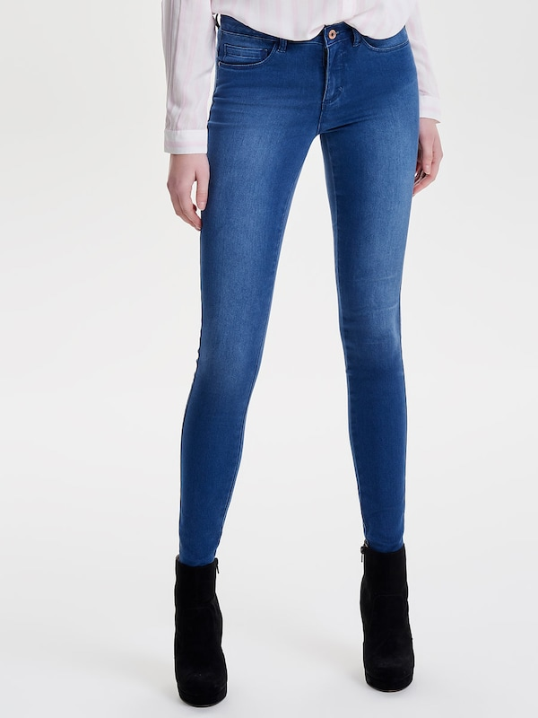 ONLY Skinny Fit Jeans Royal Reg
