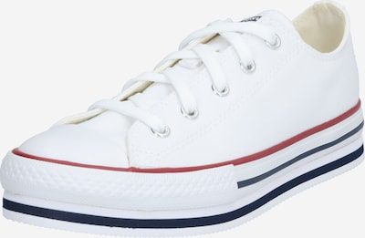 CONVERSE Sneakers 'CTAS EVA LIFT OX' in de kleur Wit, Productweergave