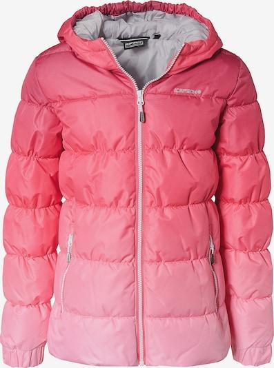 ICEPEAK Jacke 'Kiana' in pink / rosa, Produktansicht