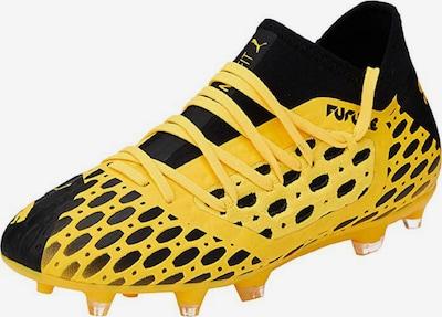 PUMA Sportschoen 'FUTURE 5.3 NETFIT' in de kleur Geel / Zwart, Productweergave