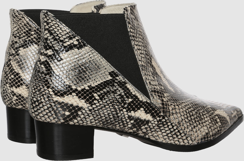Buffle Chelsea-boot serpent