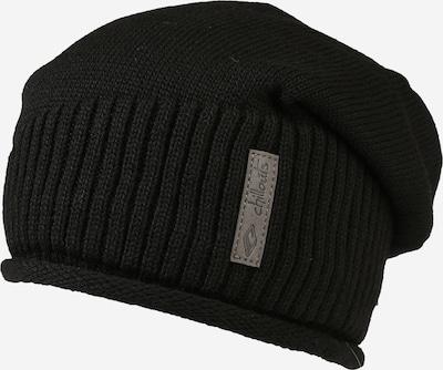 chillouts Muts 'Etienne' in de kleur Zwart, Productweergave