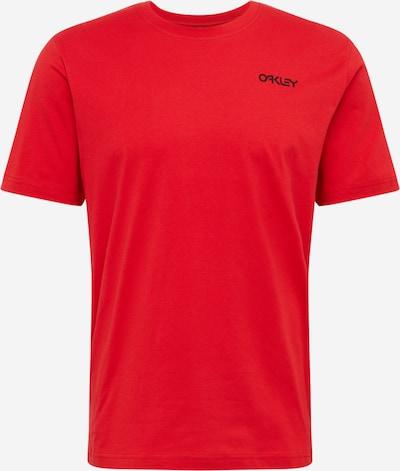 OAKLEY Funkcionalna majica 'BACK AD HERITAGE TEE' | rdeča barva, Prikaz izdelka