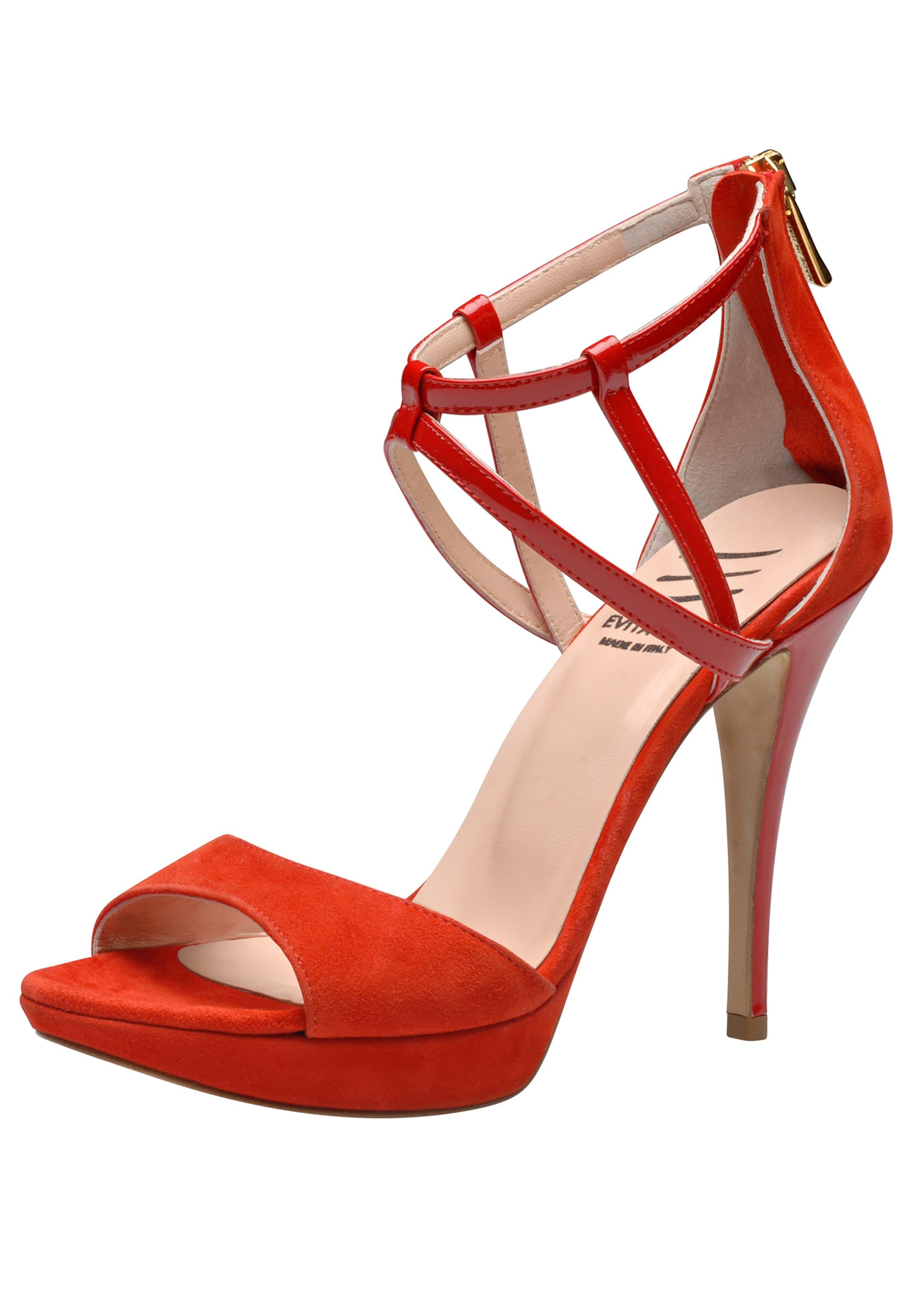 EVITA Damen Sandalette Kostengünstig Mwf17tS63l