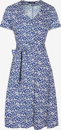 DANIEL HECHTER Kleid in blau / pastellgelb, Produktansicht