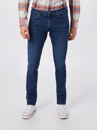 Lee Jeans  'Luke' in blue denim: Frontalansicht