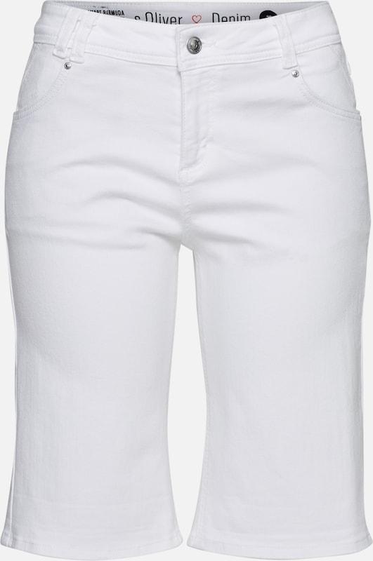 oliver S En Blanc Jean Red Label DIY9EH2W
