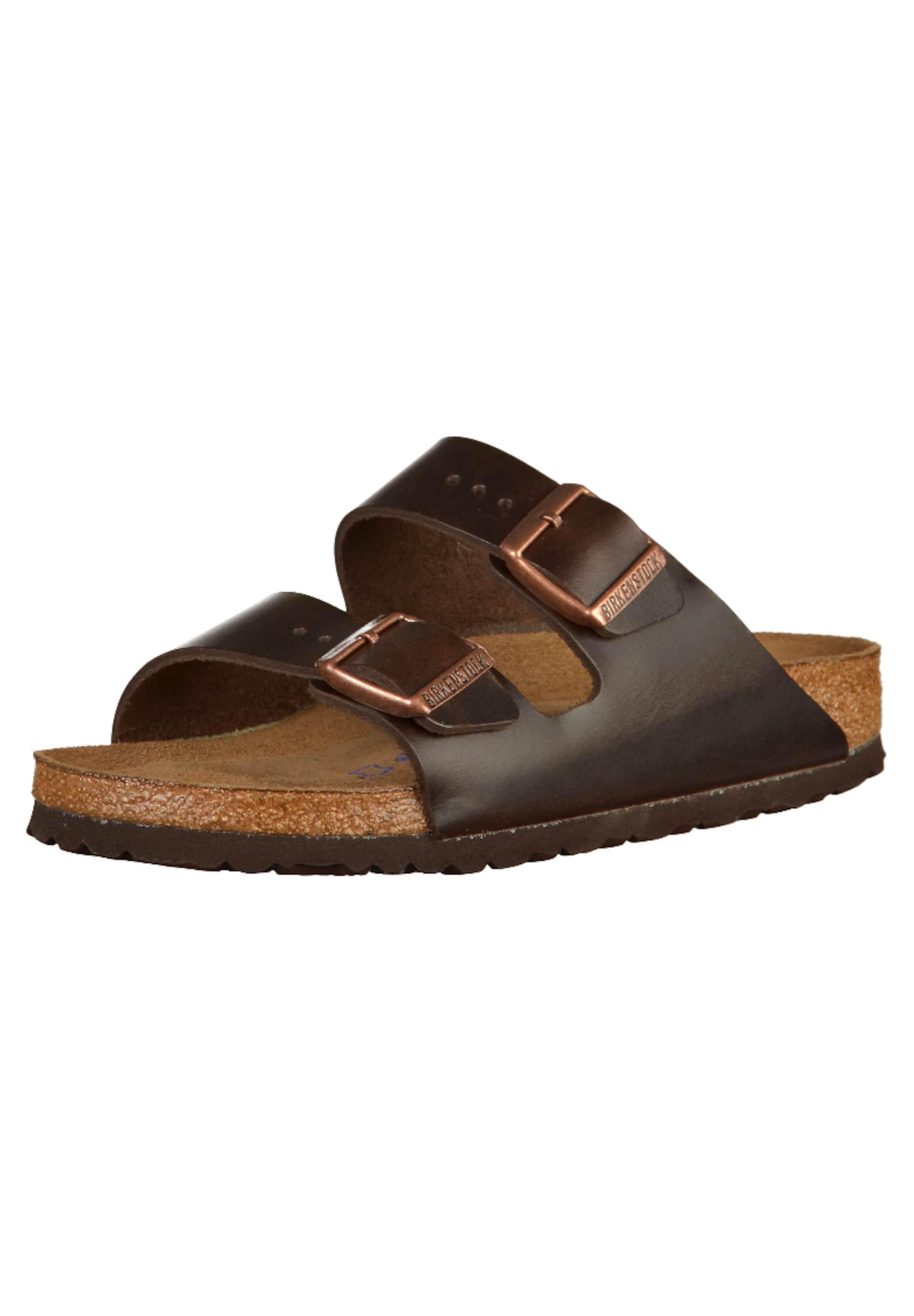 Haltbare Mode billige Schuhe BIRKENSTOCK | Pantoletten Arizona Schuhe Gut getragene Schuhe