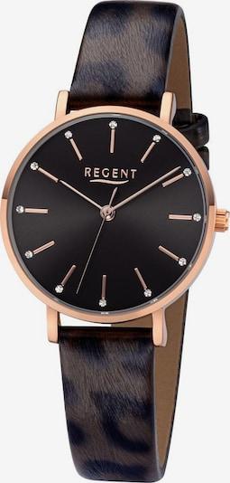 REGENT Uhr 'BA-650 3224.73.15' in schwarz, Produktansicht