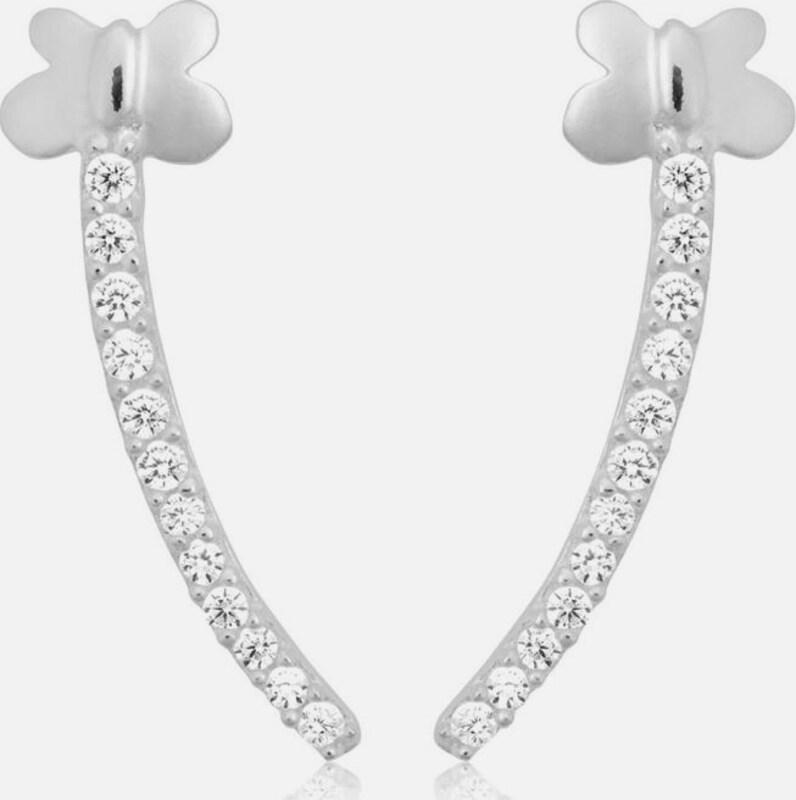 FIRETTI Paar Ohrstecker »Schmetterling«