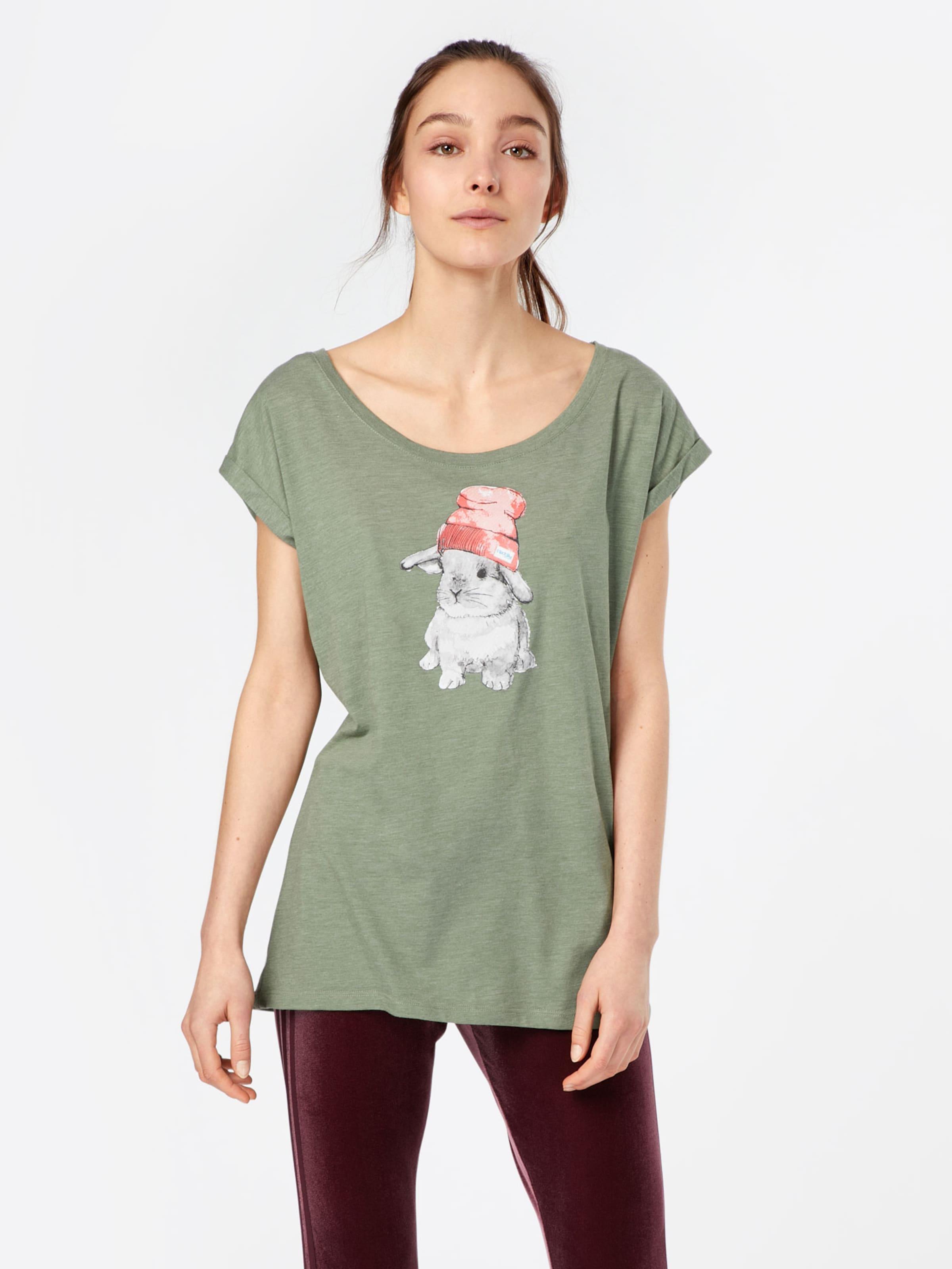 shirt En Iriedaily 'it Olive Hasi' T m0OwN8nv