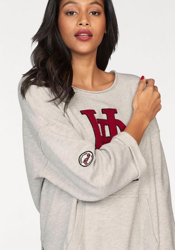 Herrlicher Sweatshirt 'ROSA'