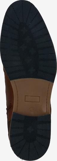 Suvarstomieji batai 'Schnürstiefel' iš BULLBOXER , spalva - karamelės: Vaizdas iš apačios