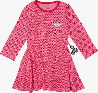 SIGIKID Kleid in rosa / weiß, Produktansicht
