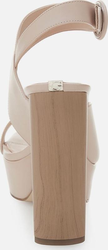 GUESS SANDALETTE SANDALETTE GUESS MAKENNA Verschleißfeste billige Schuhe 2048fb