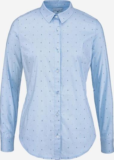Tom Tailor Polo Team Hemdbluse in rauchblau, Produktansicht