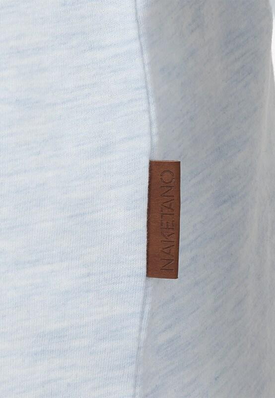 naketano Sweatshirt 'Italienischer Hengst Langen V'