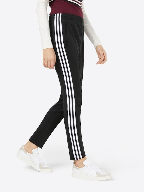 Broek In ZwartWit Tp' Adidas Originals 'sst POyvmnN80w
