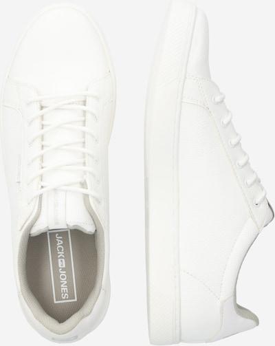 JACK & JONES Sneaker in weiß: Seitenansicht