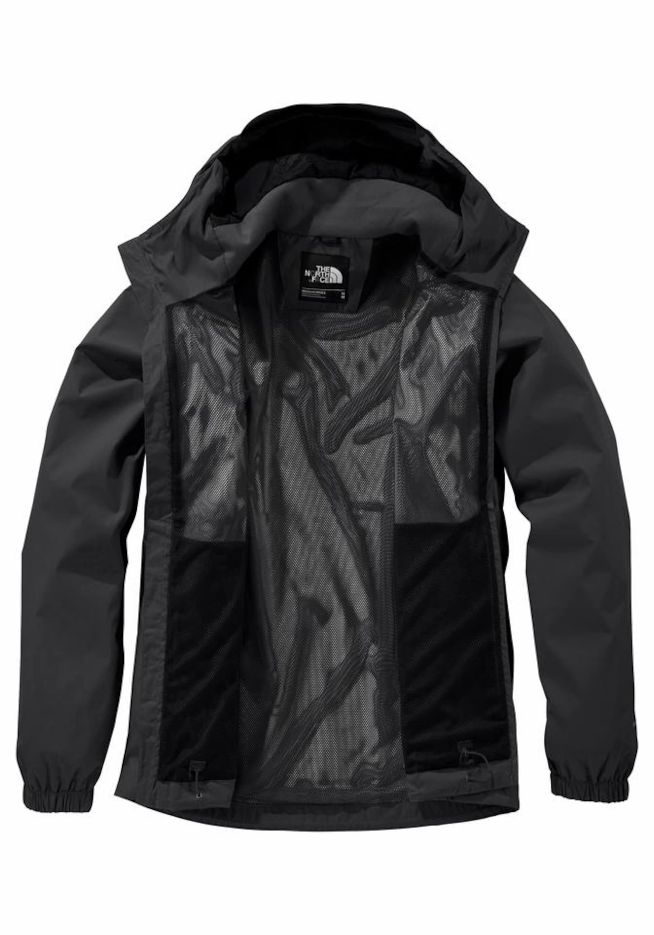 Funktionsjacke Kapuze North Face Mit In The Schwarz wXuOTPilkZ