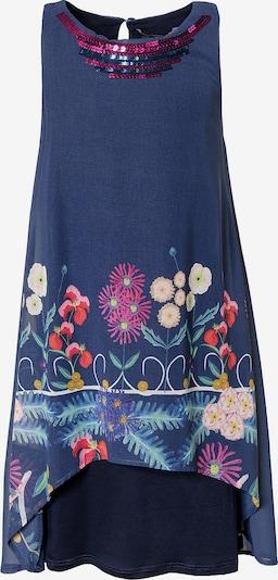 Desigual Kleid in blau / mischfarben, Produktansicht