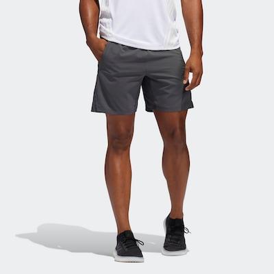 ADIDAS PERFORMANCE Shorts 'AERO 3S SHO' in anthrazit, Modelansicht