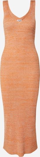 EDITED Robes en maille 'Elanor' en beige / orange, Vue avec produit