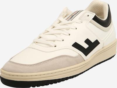 Flamingos' Life Sneaker 'RETRO 90's' in beige / schwarz / weiß, Produktansicht