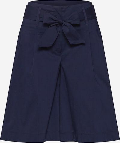 LAUREL Pantalon à pince en bleu marine, Vue avec produit