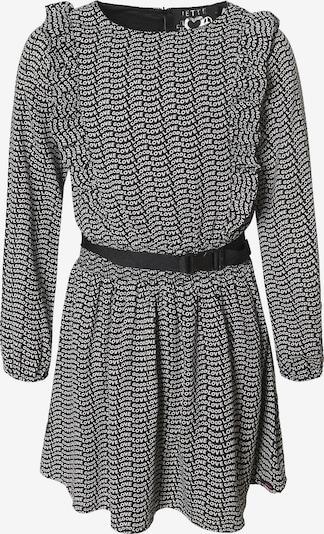 JETTE BY STACCATO Kleid in schwarz / weiß, Produktansicht