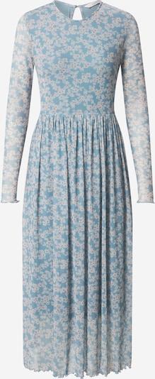 Suknelė iš NÜMPH , spalva - šviesiai mėlyna / balta, Prekių apžvalga