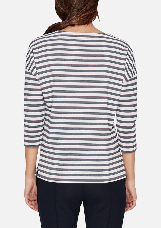 s.Oliver RED LABEL Gestreiftes Sweatshirt