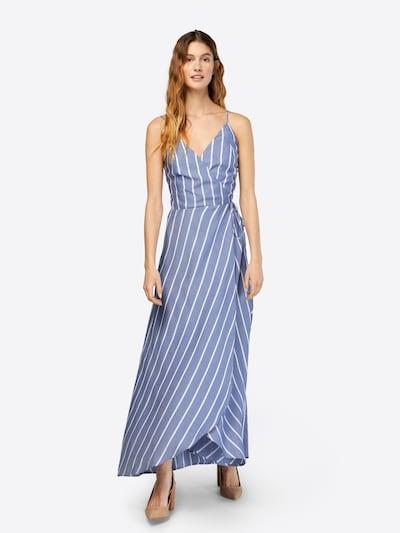 Bardot Letní šaty - modrá / bílá, Model/ka