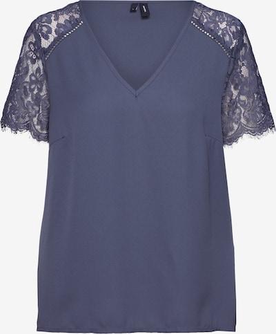 VERO MODA Koszulka 'ASHLEY' w kolorze niebieskim: Widok z przodu