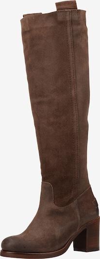 SHABBIES AMSTERDAM Laarzen in de kleur Bruin, Productweergave
