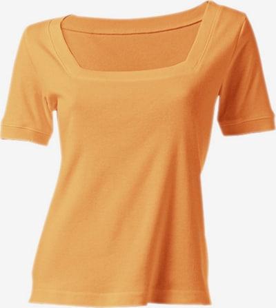 heine Shirt in de kleur Donkergeel, Productweergave