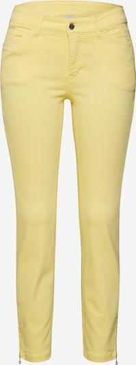 Pantaloni 'DREAM CHIC' MAC pe galben, Vizualizare produs
