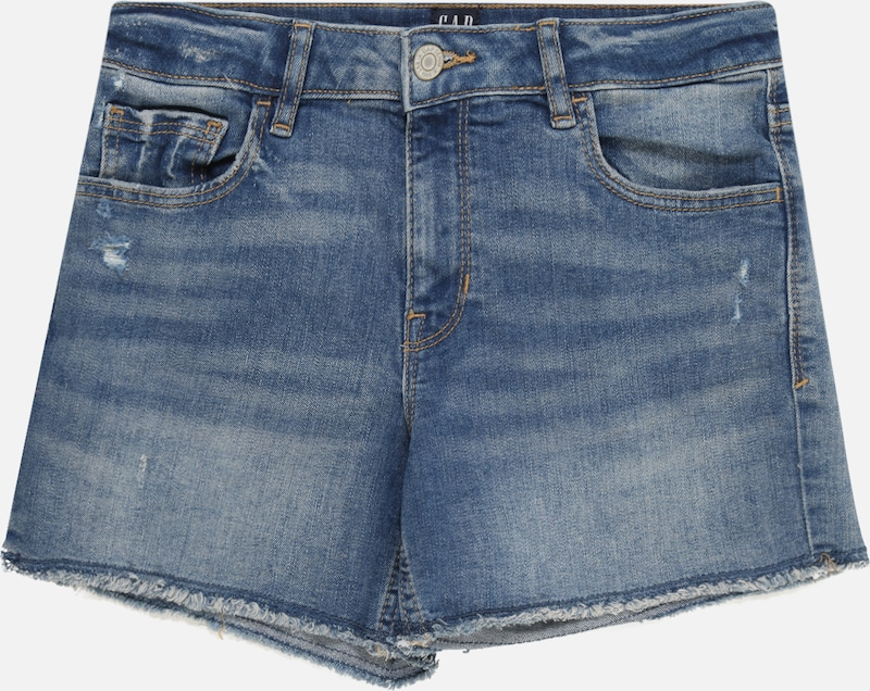 GAP Shorts 'MEDSHRTIE' in blue denim, Produktansicht