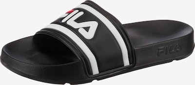 FILA Zapatos para playa y agua en rojo / negro / blanco, Vista del producto