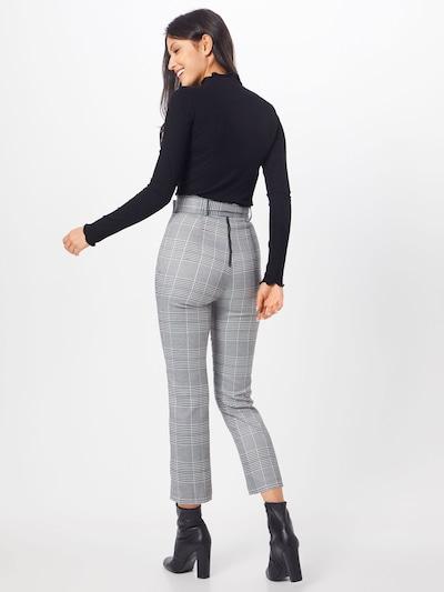 Kelnės iš Bardot , spalva - pilka: Vaizdas iš galinės pusės
