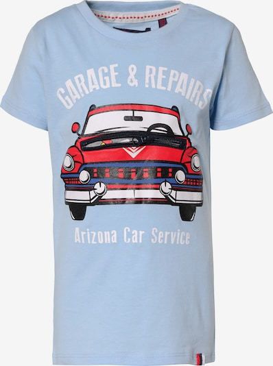 LEMON BERET T-Shirt in blau, Produktansicht