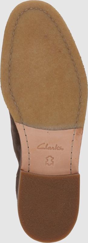 CLARKS Chelsea Boots Clarkdale Gobi Hohe Qualität