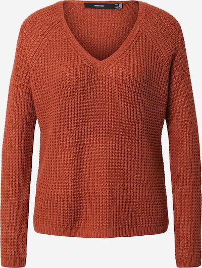 VERO MODA Pullover 'LEANNA' in hummer, Produktansicht