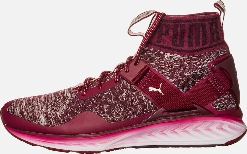 PUMA Ignite evoKNIT Fade Sneaker Hohe Qualität